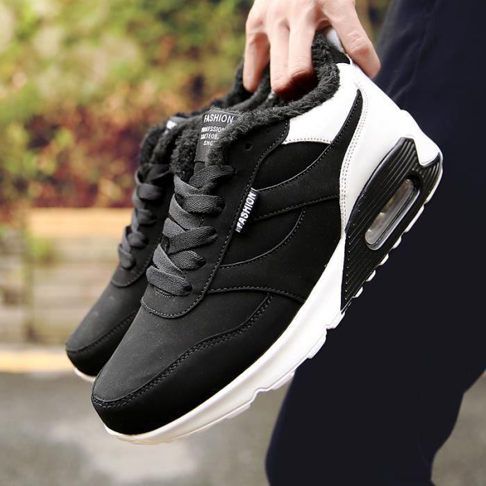 Chaussure Basket Sport Noir de Homme CwqOwPH