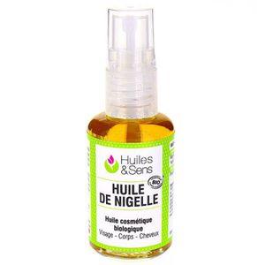 HUILE - LAIT MASSAGE Huile de Nigelle bio 100 ml