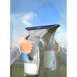 LAVE-VITRE ÉLECTRIQUE Nettoyeur de vitres sans fil 2 en 1