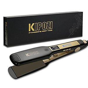 FER A LISSER Fer a lisser a vapeur pour cheveux - KIPOZI Lisseu