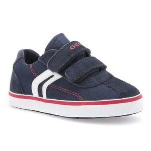 Géox Sneakers Bébé Garçon Bleu à Scratch (22 Médium bleu