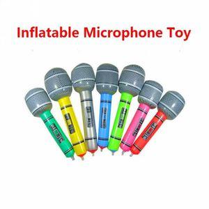 MICRO - KARAOKÉ 1 Seule Microphone Gonflable Micro de Star Jouet d