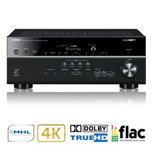 AMPLIFICATEUR HIFI YAMAHA RX-V675 Amplificateur audio vidéo 7.2