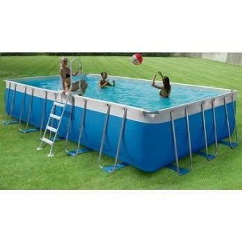 piscine hors sol rectangulaire Limours