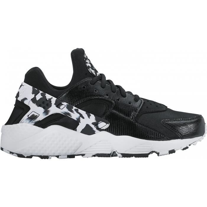 Nike Se Baskets Noir 859429 Wmns Run Air Huarache RR7qr
