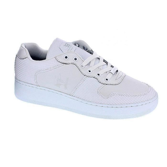 Chaussures Cruyff Classics Homme Basses modèle Indoor Royal