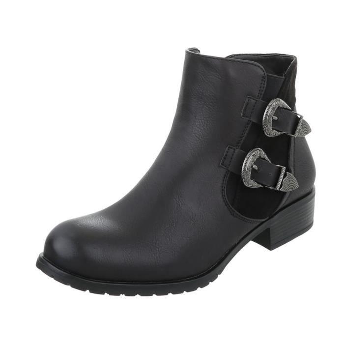 Bottes de femmes saisissantes | bottillon talon bloc | Chelsea Boots semelle profilée | Bottines hautes étendue | chaussures Look l5IGYyEfJ