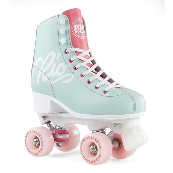 PATIN - QUAD Rio Roller - Rollers quad/patins à roulettes Scrip
