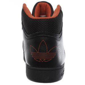 wholesale dealer e6e15 c72af ... BASKET Chaussure Enfant Adidas Varial Mid J Core Noir-Nat. ‹›