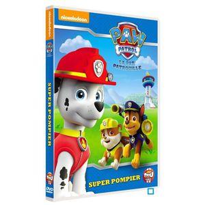 DVD DESSIN ANIMÉ DVD La Pat'patrouille - super pompier
