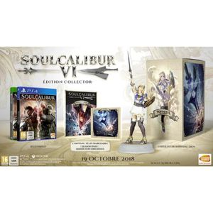 JEU PS4 SoulCalibur VI Collector Jeu PS4
