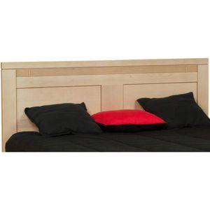 Tete de lit rotin achat vente tete de lit rotin pas cher cdiscount - Tete de lit chene massif ...