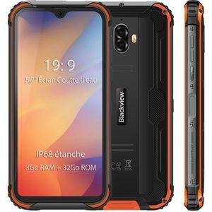 SMARTPHONE Blackview BV5800 Pro Smartphone chargement sans fi