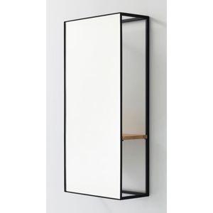 miroir mural avec etagere achat vente miroir mural. Black Bedroom Furniture Sets. Home Design Ideas