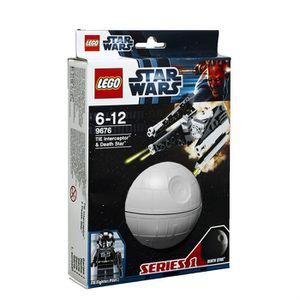 ASSEMBLAGE CONSTRUCTION Lego Star Wars - TIE Interceptor™ & Death Star™