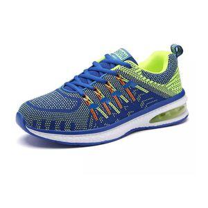 Baskets chaussures de sport respirantes chaussures de course chaussures de coussin d'airHommes et femmes q6Q2LY9TTG
