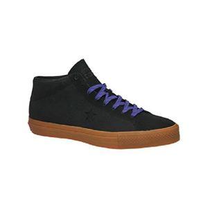 Femmes Chaussure Converse De Star Pour Noir Skate Leather One Pro fTxa4xwq