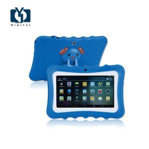 JEU CONSOLE ÉDUCATIVE enfants tablet pc 7 pouce android tablet  Écran En