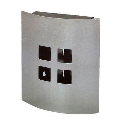 Boite Clefs Design boite a clefs armoire a cles design en acier brosse - achat / vente
