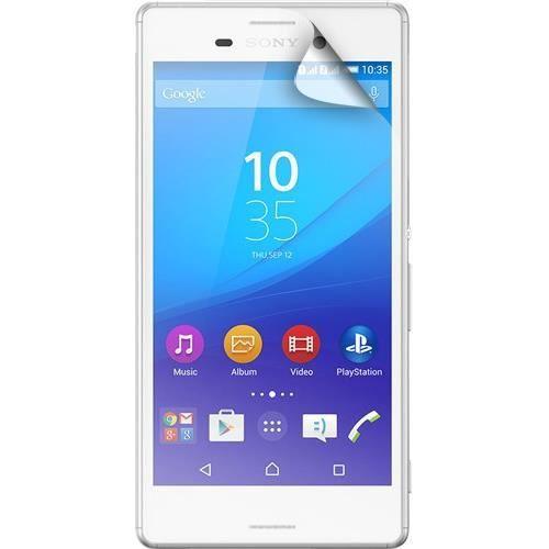 BIGBEN Lot de 2 protège-écrans One Touch pour Sony Xperia M4 Aqua - Transparent