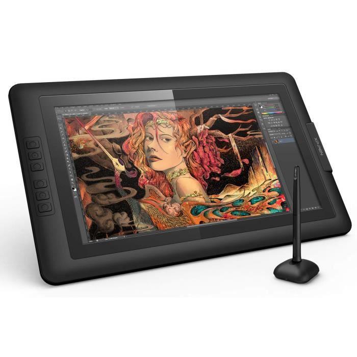 TABLETTE GRAPHIQUE XP-Pen Tablette Graphique Moniteur Artist15.6 8192
