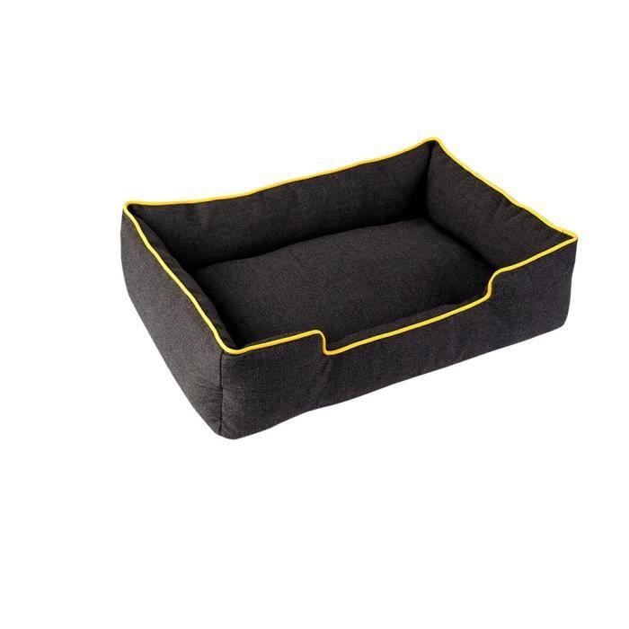 Chiot Chien Chat Denim Épais Robuste Mat Confortable Chaud Lit Douillet Cotten Maison Nest Cw671