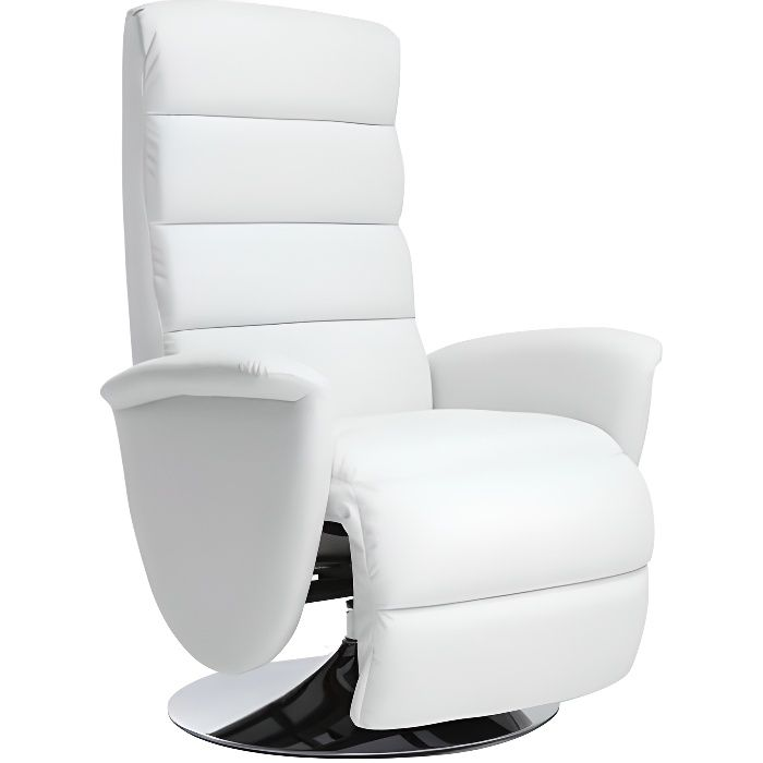 nelson fauteuil relax achat vente fauteuil cdiscount. Black Bedroom Furniture Sets. Home Design Ideas
