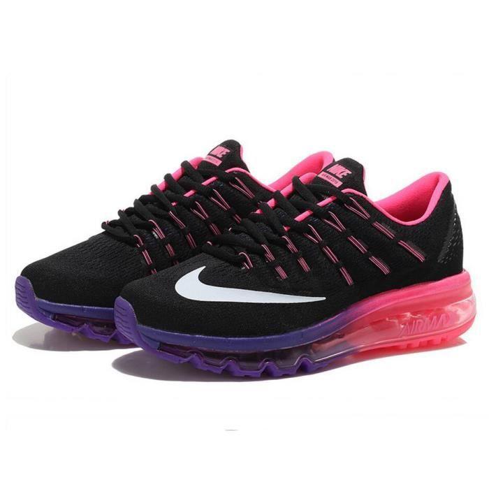 femmes nike air max 2016 baskets chaussures de running