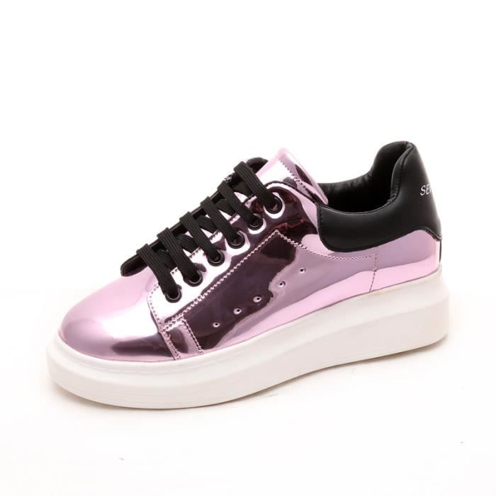 Mode respirante Bntiskid Skate Chaussures Femme... OWZcw08