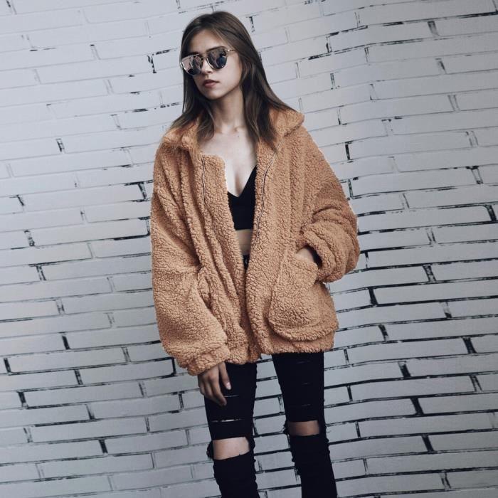 Décontracté D'hiver Pour Parka Outwear Femme Banconre®manteau Rwq7030 PqwvSw