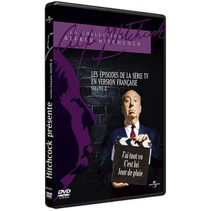 DVD SÉRIE DVD Alfred Hitchcock  présente les épisodes, vo...
