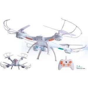 DRONE AKOR Drone - 4 Hélices avec caméra - 480 pixels