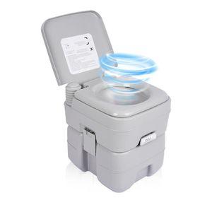 WC - TOILETTES WC Portable Extérieur / Intérieur 5 Gallon 20L Por
