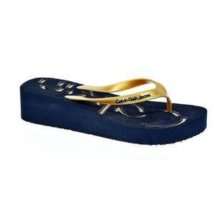 SANDALE - NU-PIEDS Chaussures Calvin Klein Femme Sandales modèle Tamb