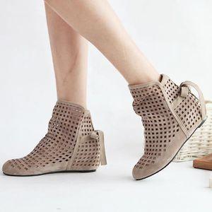 Sandales mode femme creuse cheville été UwqUrxp7
