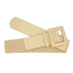63275b54ebaf CEINTURE ET BOUCLE large ceinture élastique pour femme avec grande bo