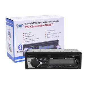 INSTALLATION AUTORADIO Radio Lecteur MP3 Clementine 8428BT 4x45w 1 DIN av