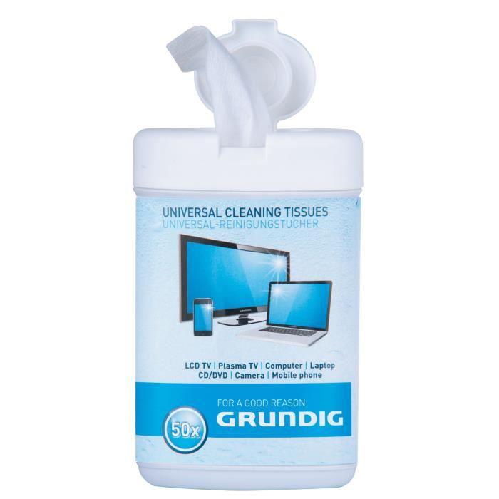 GRUNDIG Feuilles de tissu nettoyantes
