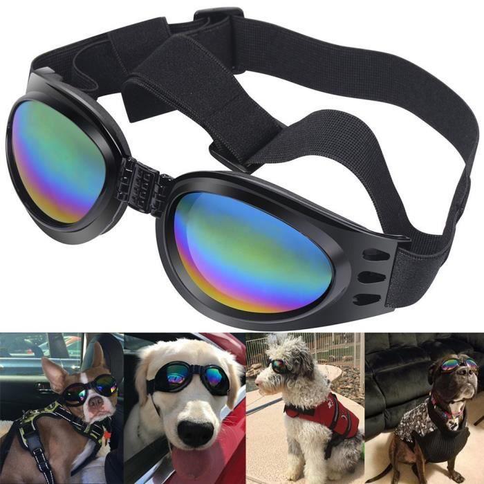 3260b525868cd chien de lunettes lunettes de protection étanche les lunettes de soleil  pour chiens sur plus de 15 lb