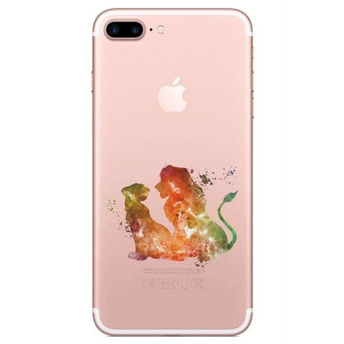 coque iphone 6 roi lion