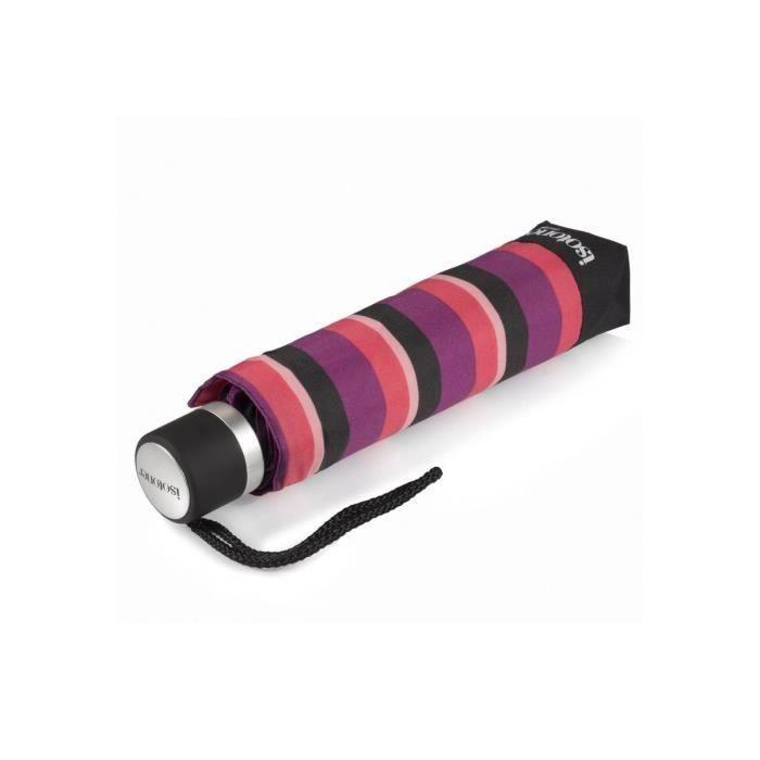 PARAPLUIE Isotoner - Parapluie (9189) rur  taille 30 cm