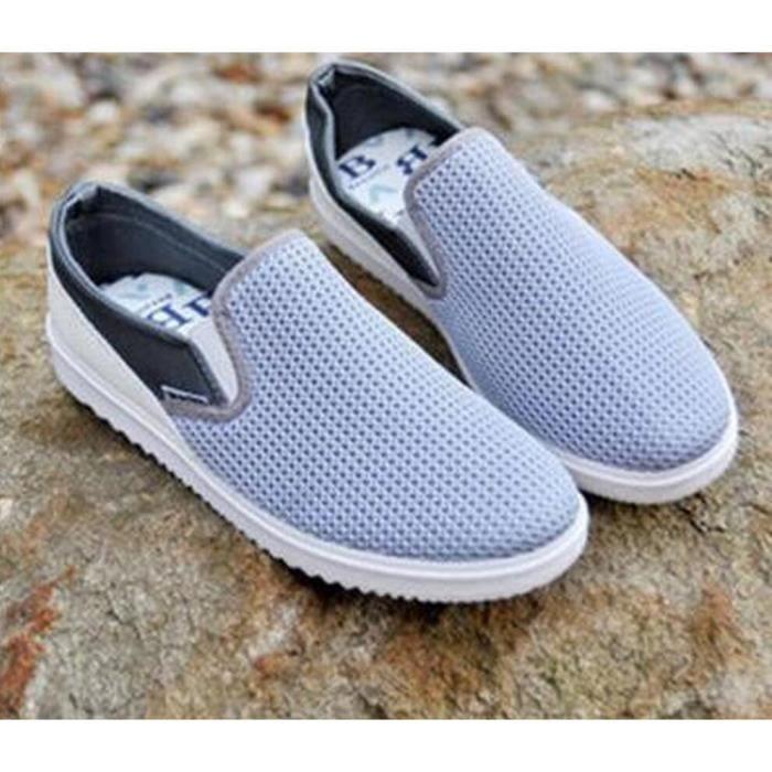 Mode Cor enne Loisirs Hommes Breathe Mesh Chaussures