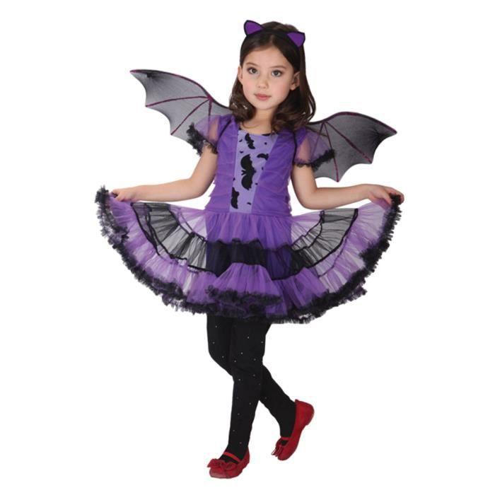 deguisement halloween enfant chauve souris achat vente jeux et jouets pas chers. Black Bedroom Furniture Sets. Home Design Ideas