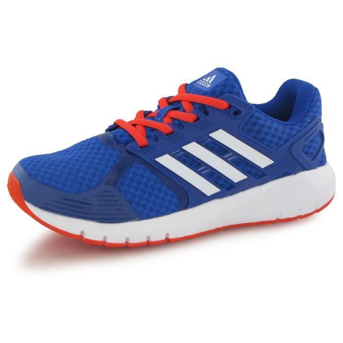 timeless design 76d1f e913e Adidas Performance Duramo 8 bleu, chaussures de running enfant