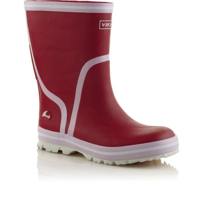 Viking Bottes New Splash Enfant Red/Pink