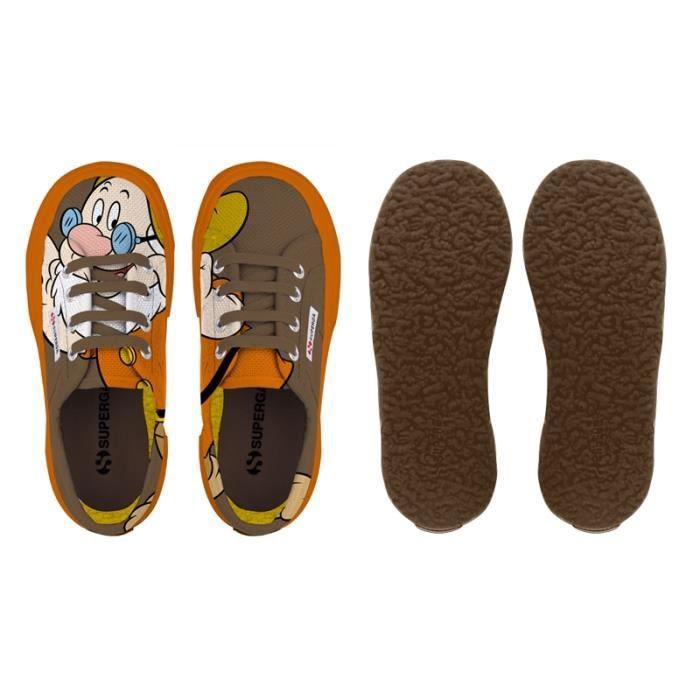 Chaussures CARTOON 2750-DISNEY DOTTO COBJ pour bébé garçon et bébé fille, style classique, imprimé à motifs