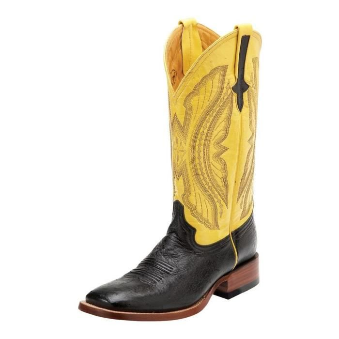 Lizard Wingtip Western Boot VHVC1 Taille-43