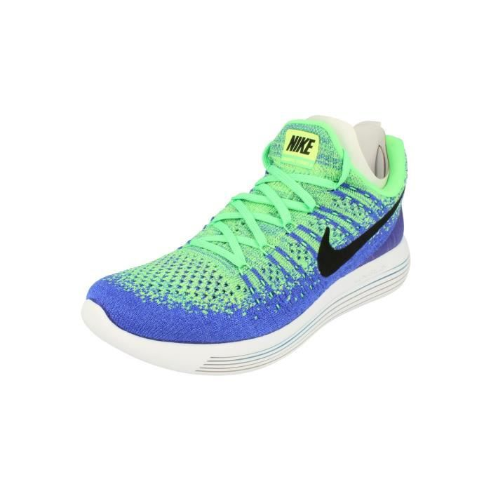 premium selection 30511 45284 Nike Lunarepic Low Flyknit 2 Hommes Running Trainers 863779 Sneakers  Chaussures 301