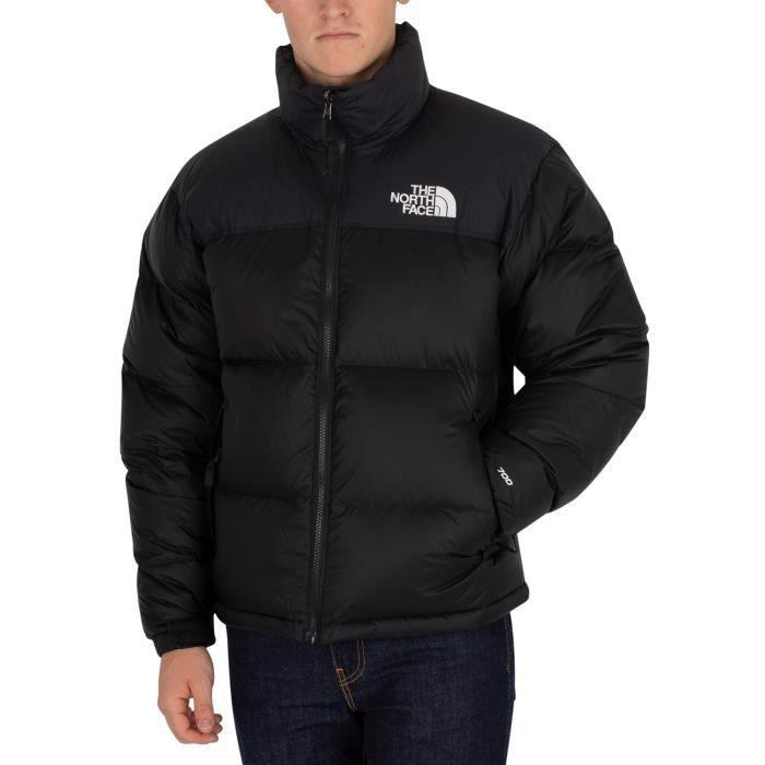 2ae7678031 The North Face Homme 1996 Retro Nuptse Jacket, Noir Noir Noir ...