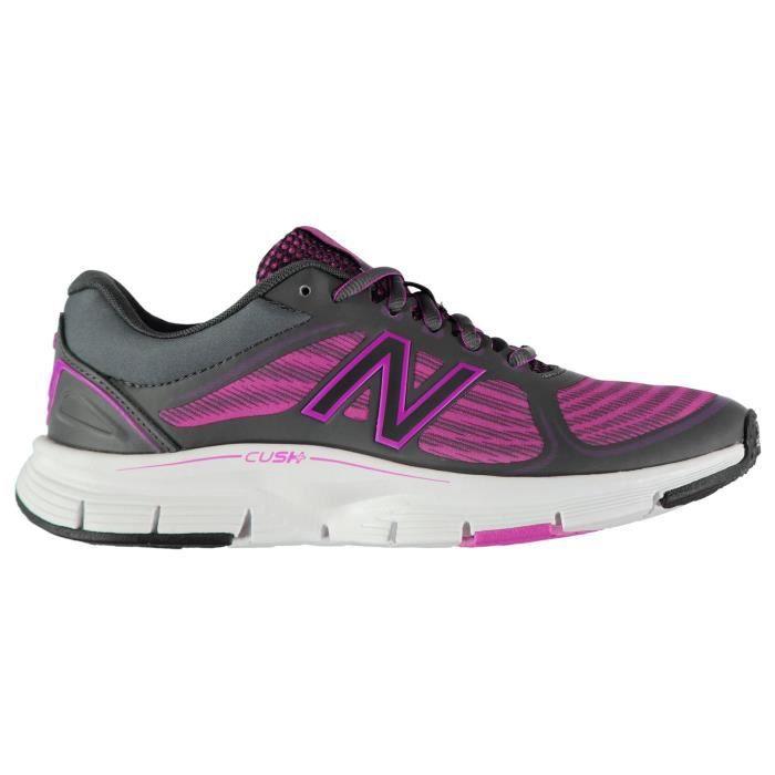 nouveaux styles 079f9 215e1 New Balance Risemv1 Chaussures De Course À Pied Running Femmes Gris/Violet